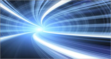 Photo représentant le mouvement, la vitesse